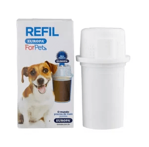 Refil para Purificador de água For Pet.